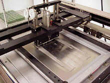 Screen Printing - Electronic Manufacturing